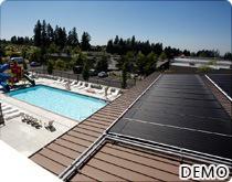 Solar Pool Systems
